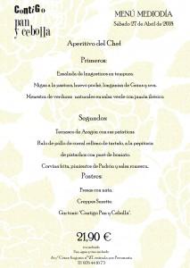 Plantilla menú 27 Abril